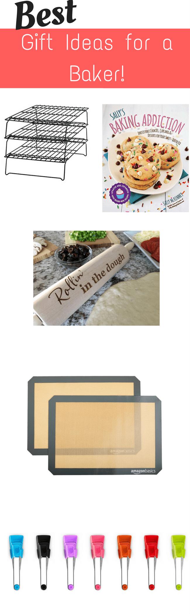 The best gift ideas for a baker.  via @clarkscondensed