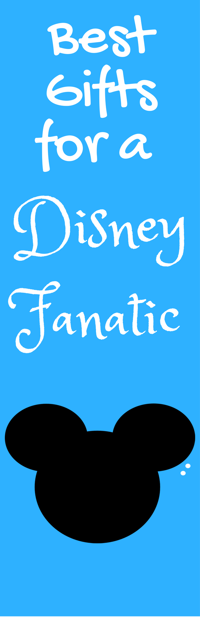 The best gifts for a Disney fanatic! via @clarkscondensed