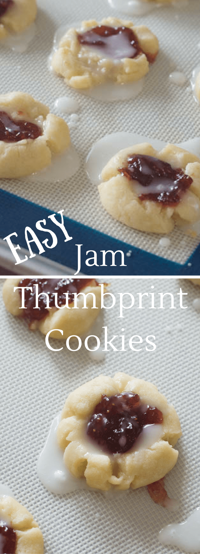 The best thumbprint cookie recipe / thumbprint cookies recipe thumbprint cookies easy / thumbprint cookies jam /thumbprint cookies with icing / thumbprint cookies /thumbprint cookies... / thumbprint cookies and more! via @clarkscondensed