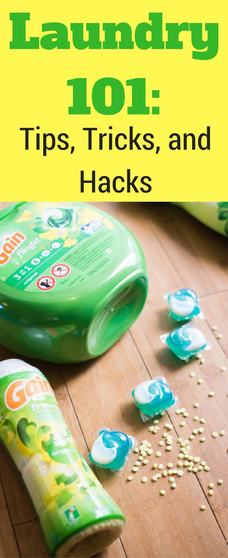 Laundry Hacks / Laundry Tips / Laundry Room Ideas / Stain Removal Tips / Cleaning Tips / Cleaning / Laundry Detergent / how to do laundry via @clarkscondensed