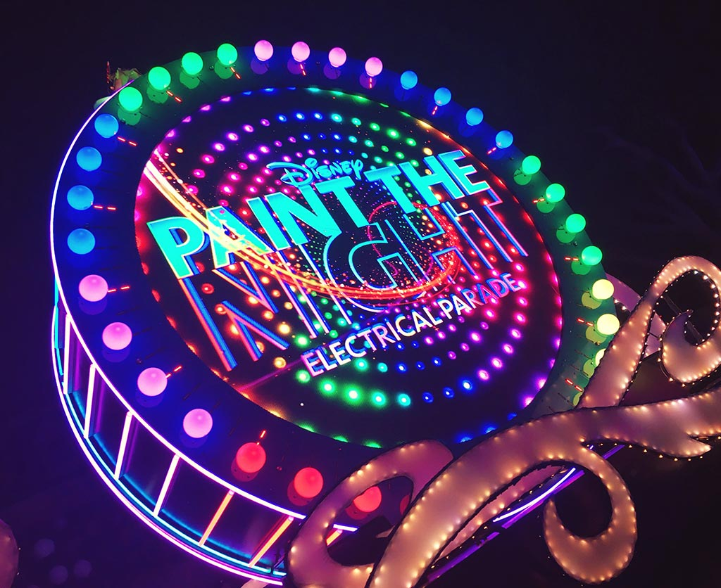 Paint the Night Electrical Parade