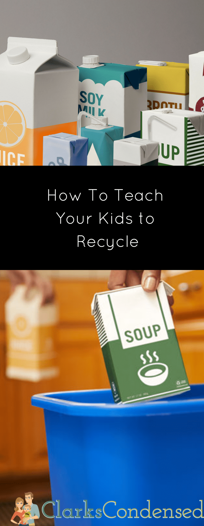 Recycling is so important! Learn more about the Carton Council  #RecycleYourCartons, #IC #ad via @clarkscondensed