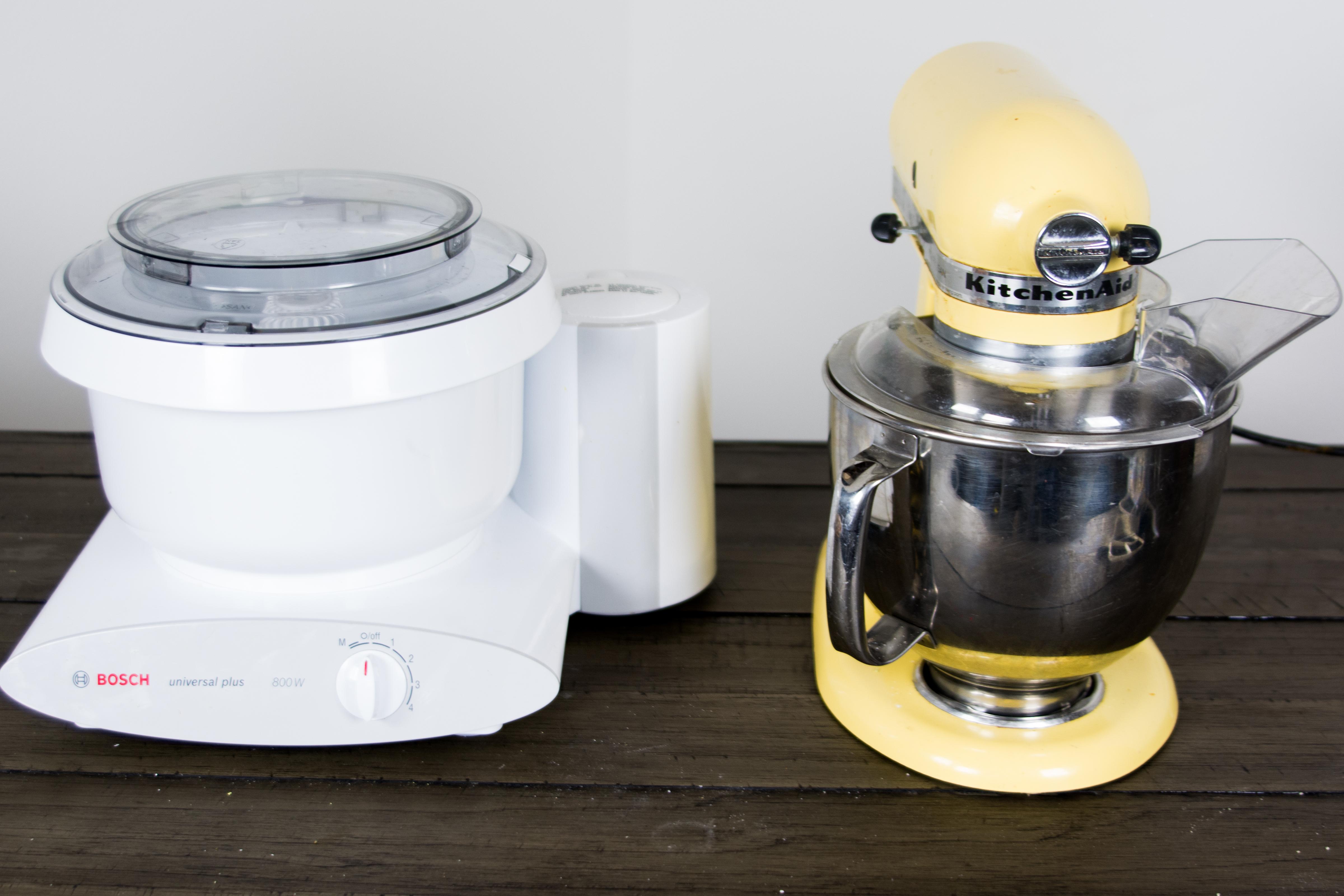 bosch versus kitchen aid