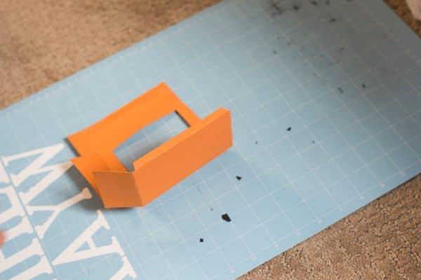 paper on mat