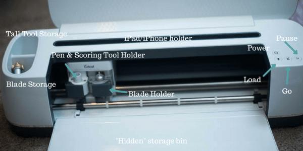 overview of cricut maker