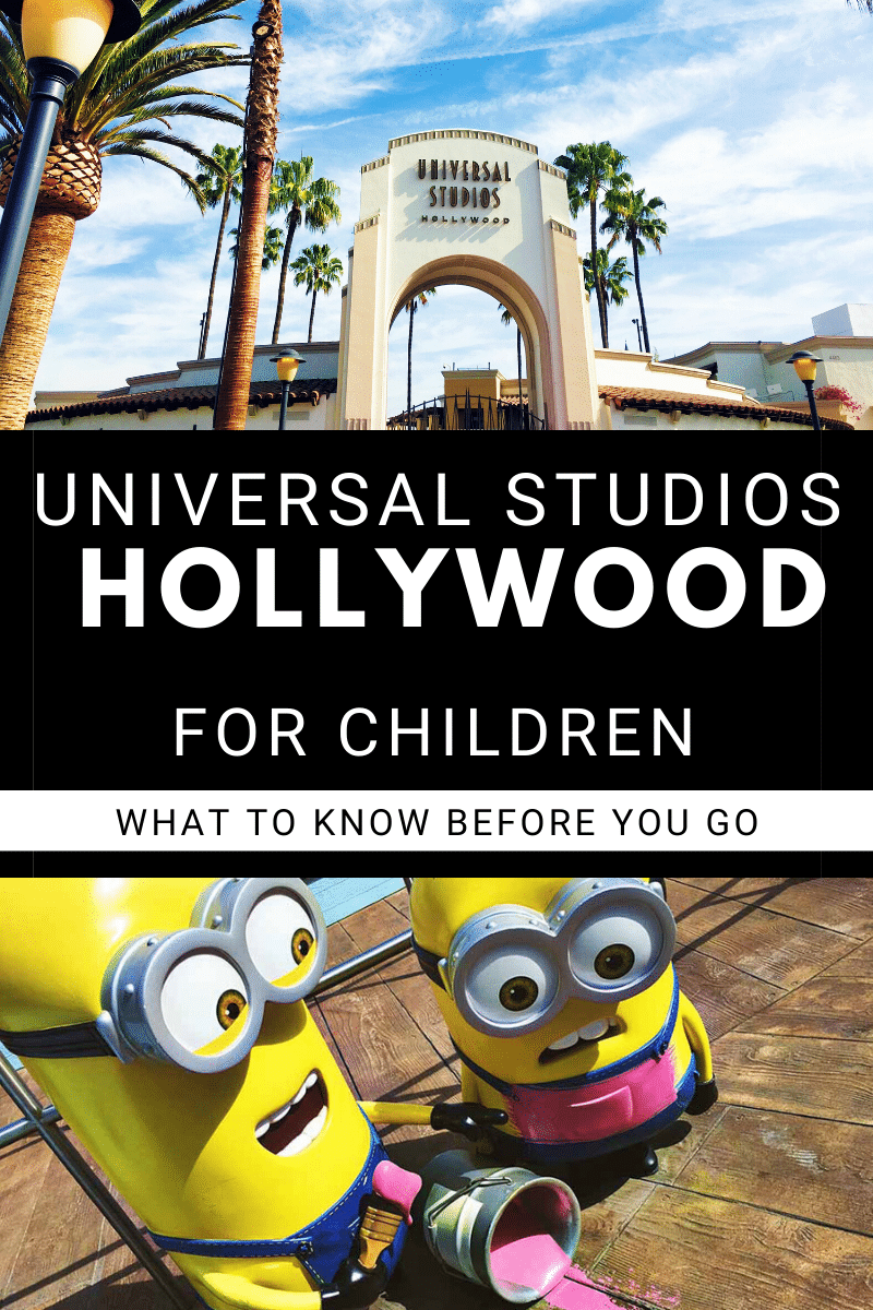 Universal Studios Hollywood for Children: What to Know Before You Go via @clarkscondensed
