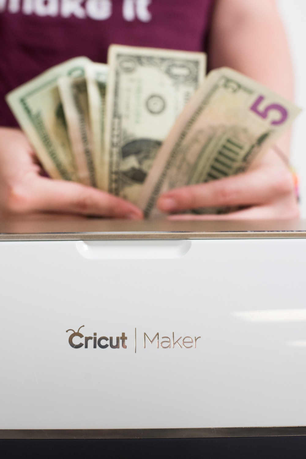 how to make money with a cricut