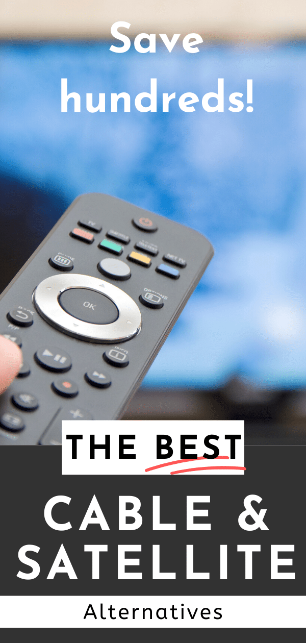 Looking to cut the cord? Here are 13+ alternatives to cable and satellite television. via @clarkscondensed