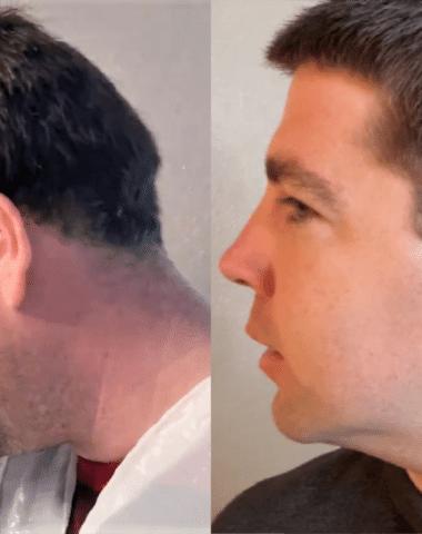 diy men's hair cut