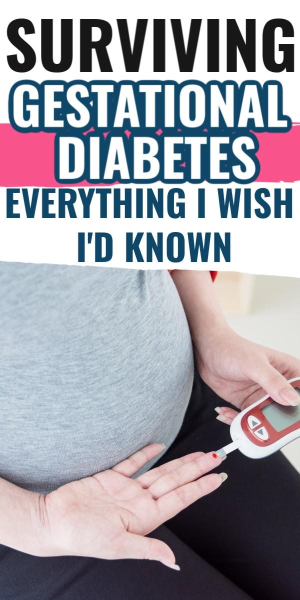 Gestational Diabetes Positive Experience
