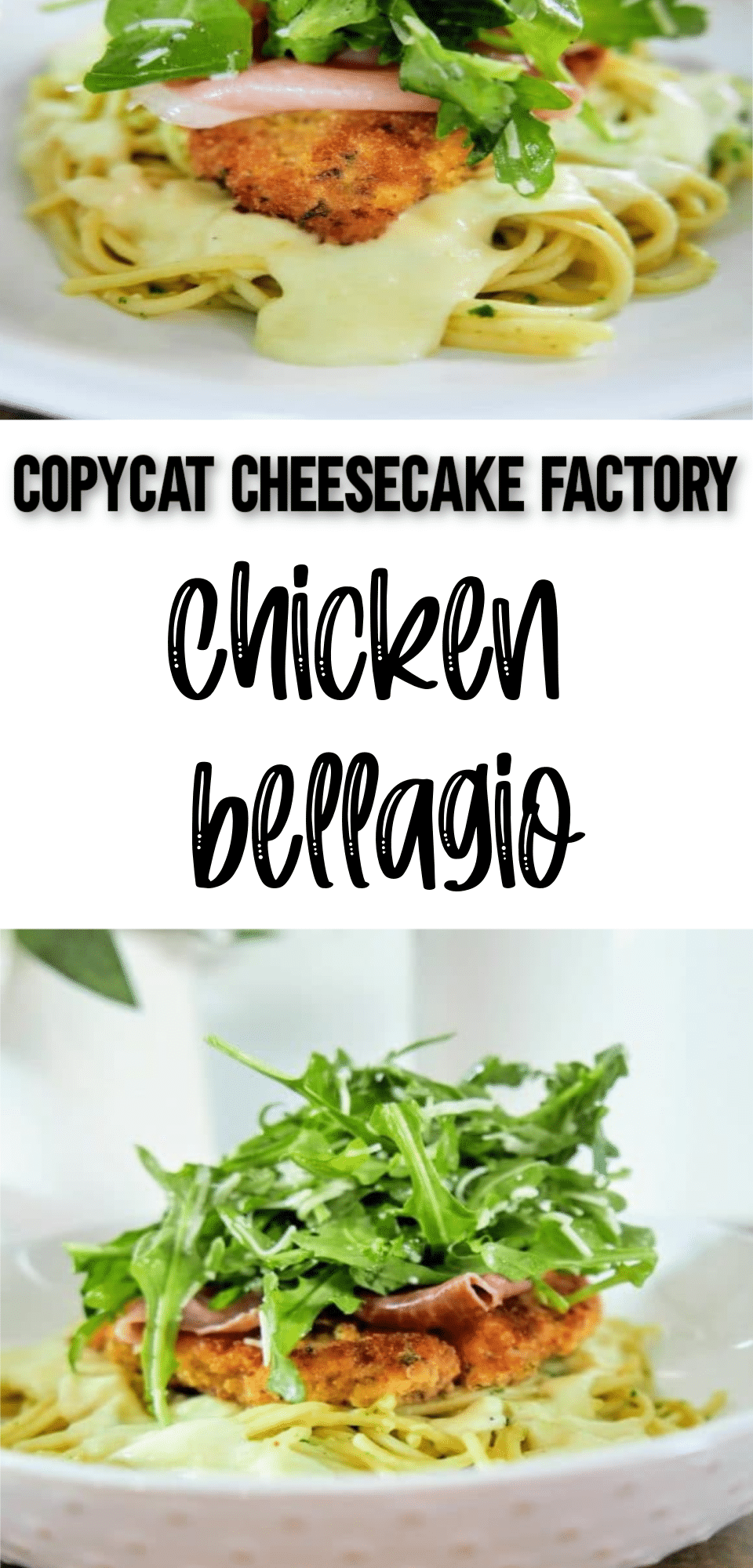 Chicken Bellagio from the Cheesecake Factory is so delicious and now you can make it at home! Our homemade copycat recipe is spot on and so easy to make. The flavors of the Chicken Bellagio are savory and tender that everyone will love. via @clarkscondensed