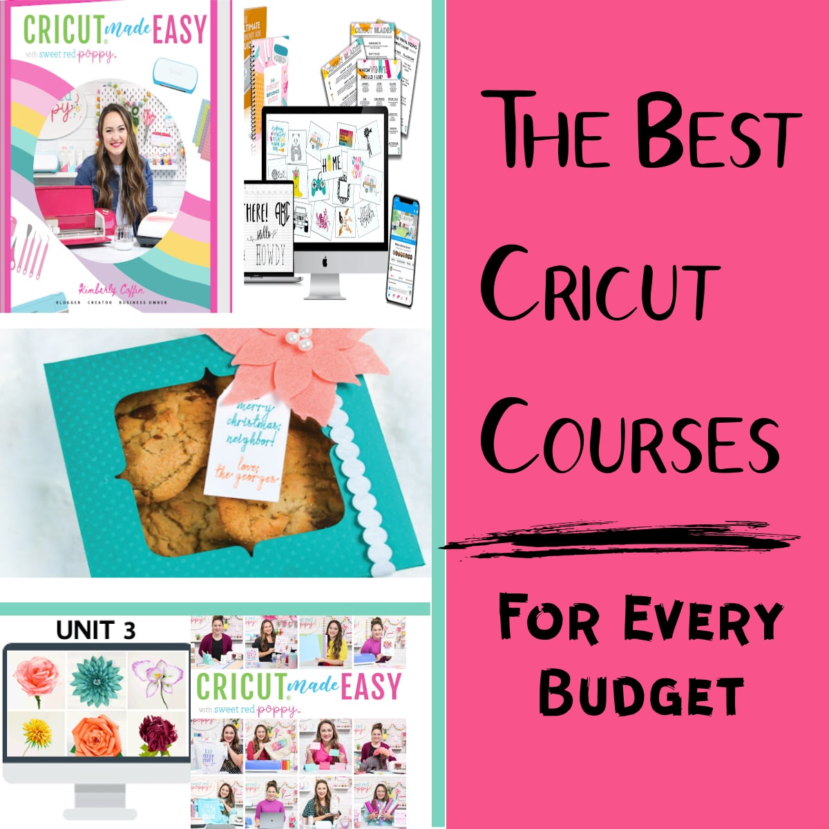 best online cricut courses
