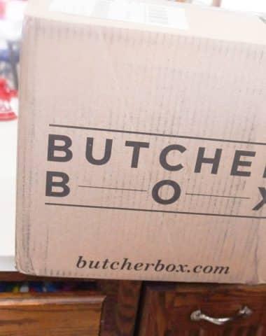 butcher box meal plan