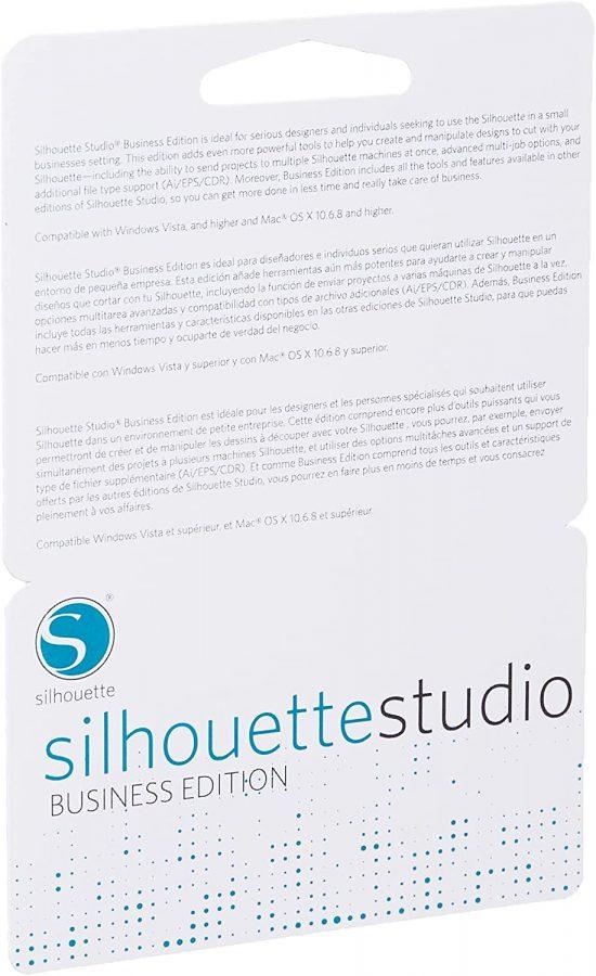 silhouette studio business edition