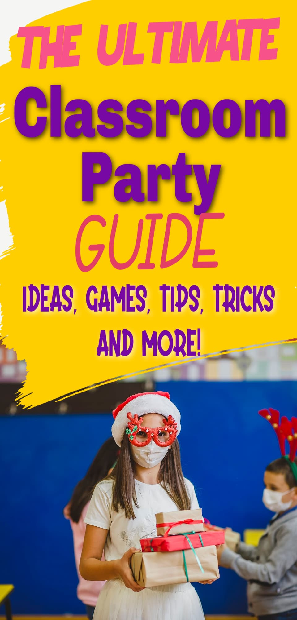 Are you in charge of your child's classroom party? Or maybe you are a teacher who wants to do something fun for your students. Either way- a classroom party is a great way to bring fun and excitement into the classroom for holidays and other occasions. We will break down everything you need to know in order to plan a classroom party including THE most popular classroom party ideas out there. via @clarkscondensed