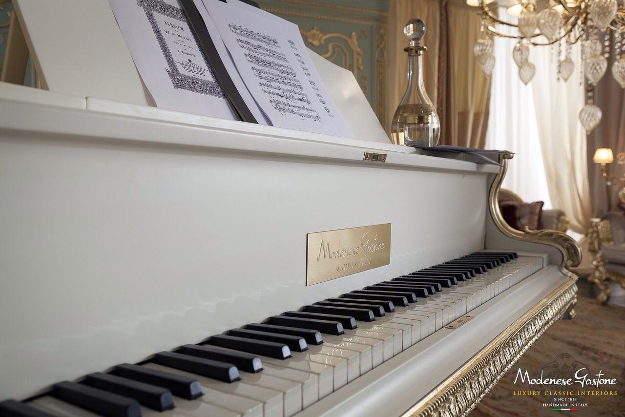 187 Classic Piano Pi0001top And Best Italian Classic Furniture