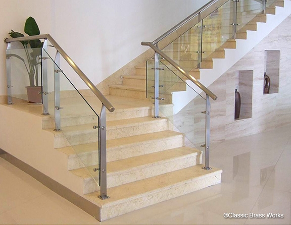 Cbw Staircase Railings   Stair Banisters And Railings   Residential   Guardrail   Indoor   Baluster   Metal