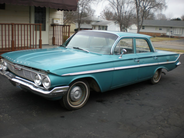 Seller of Classic Cars   1961 Chevrolet Bel Air 150 210  Blue Blue  1961 Chevrolet Bel Air 150 210  Blue Blue