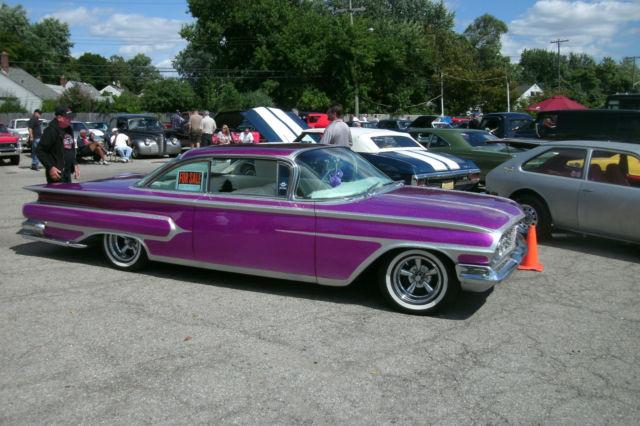 Seller Of Classic Cars 1960 Chevrolet Impala Custom White