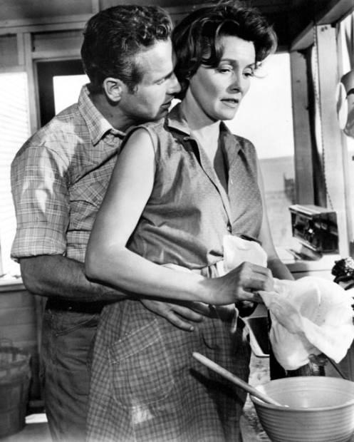 Hud (1963) with Paul Newman - Classic Film Freak