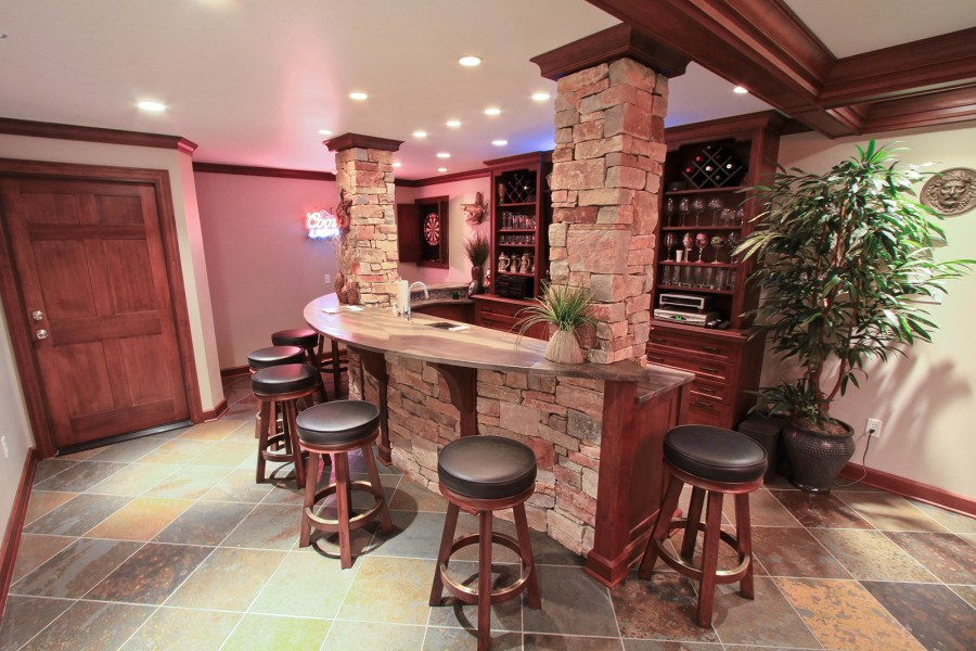 Custom Bar Design   Richmond  VA   Classic Kitchens of Virginia Custom Bar Design     Richmond  VA
