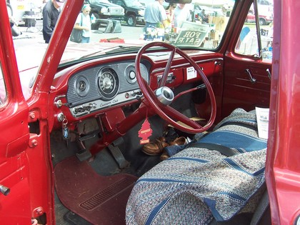 1964 Ford F100 Ford Trucks For Sale Old Trucks