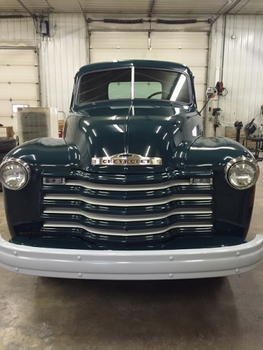 1952 Chevy 4100 Chevrolet Chevy Trucks For Sale Old