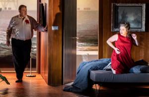 CRITICAL, opera.  WAGNER: Tristan und Isolde, July 9, 2021. Stuart Skelton (Tristan), Nina Stemme (Isolde) – route: Simon Rock.  LSO, London Symphony Orchestra – Musical Director: Simon Rattle.