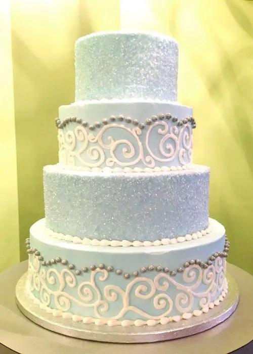 Winter Wedding Cake Classy Girl Cupcakes