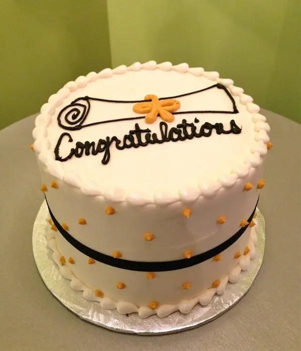 Congratulations Layer Cake Classy Girl Cupcakes