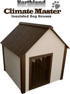 Climate Master Insulated Dog House   Extra Large Climate Master Extra Large Dog House