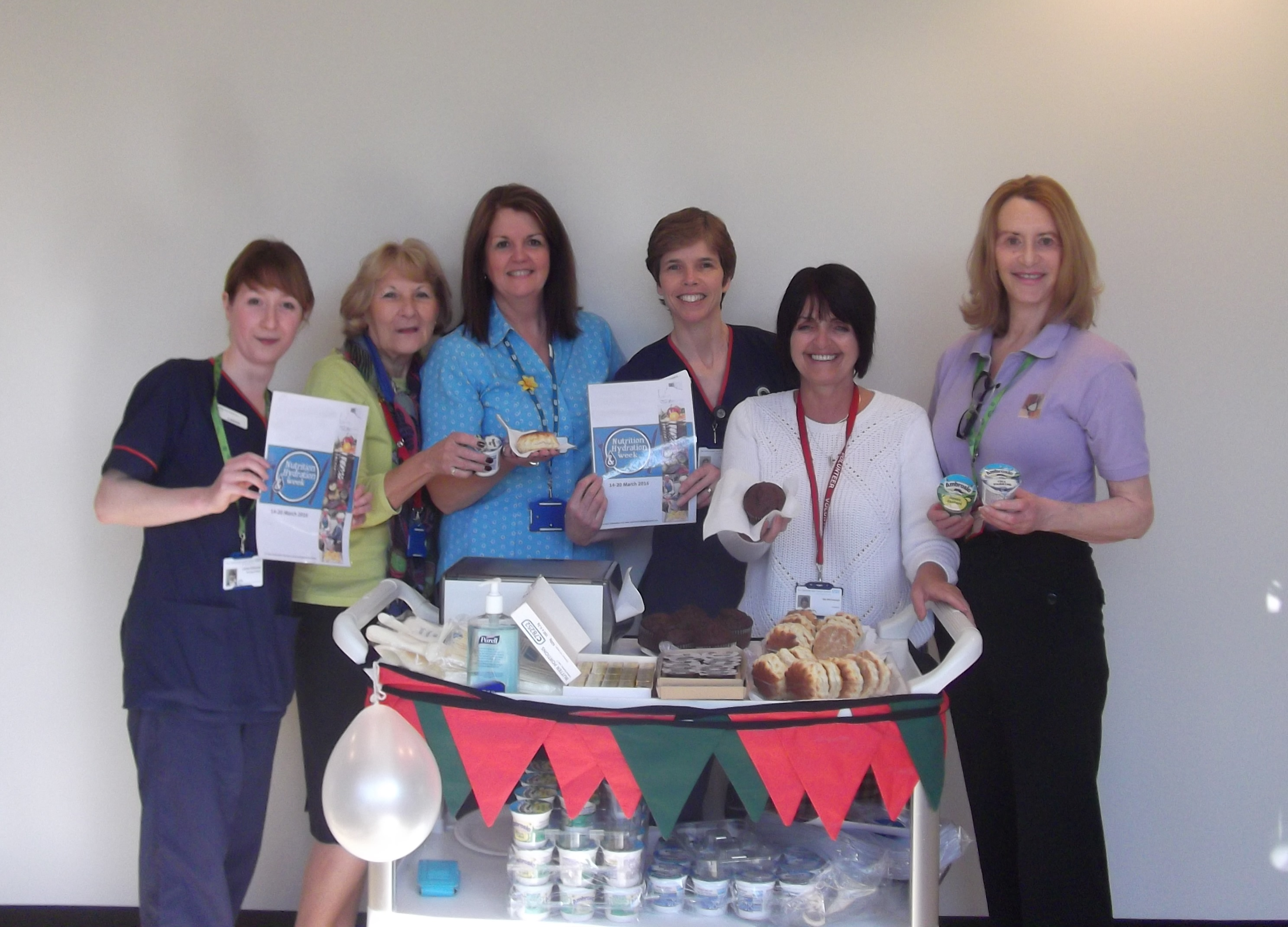 Clatterbridge Cancer Centre Nutrition Amp Hydration Week 2016