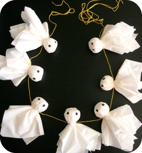 Wedding Bell Ghosts