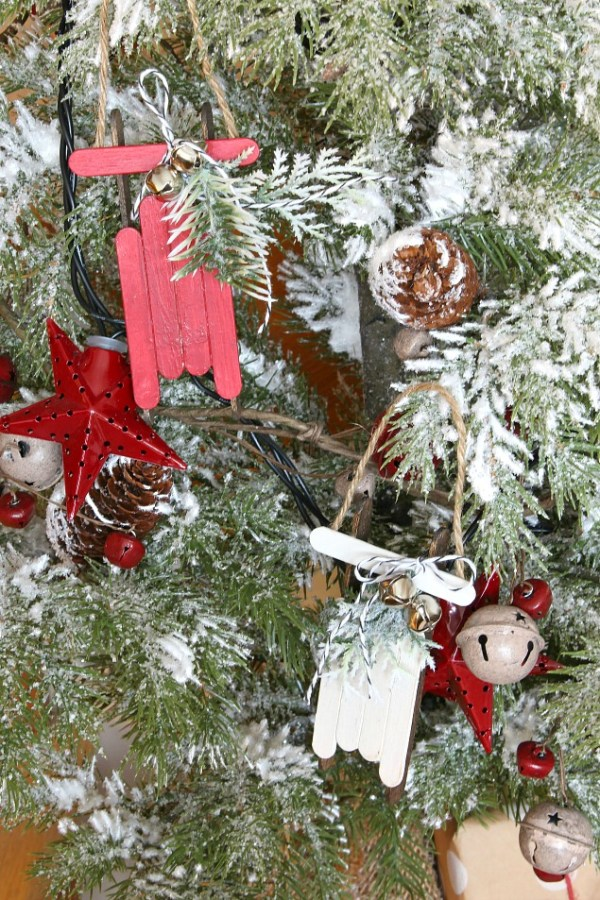 christmas ornaments popsicle sticks # 65