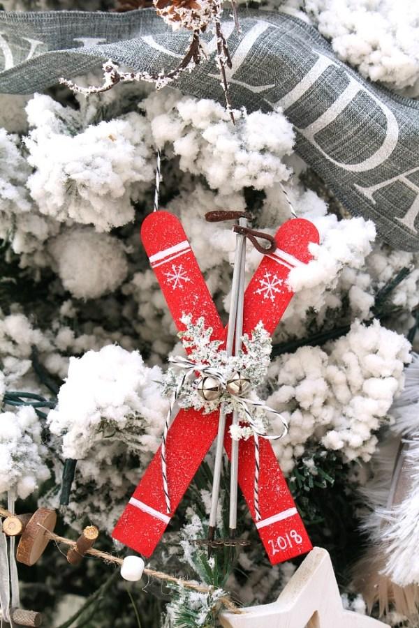 christmas ornaments popsicle sticks # 12