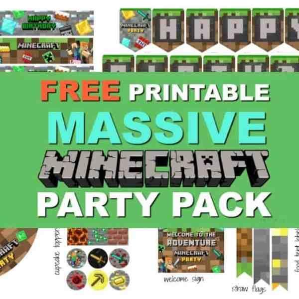 minecraft printable pictures # 29