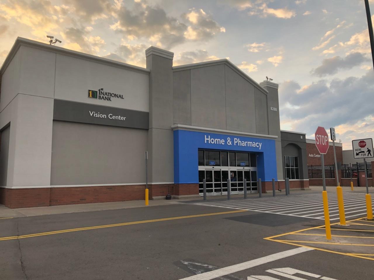 Walmart Supercenter 2309 Remodel Cleveland Construction