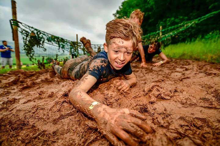 Mud Kids 2019 Clic Sargent