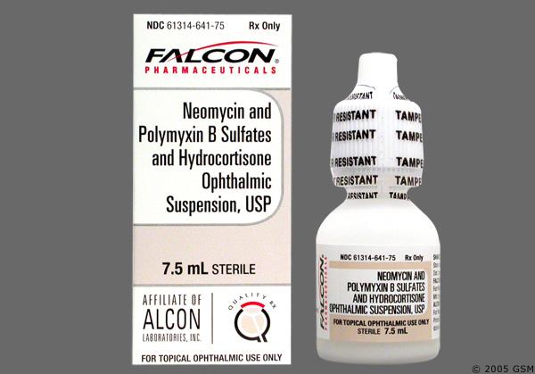 Polytrim Ophthalmic Drops