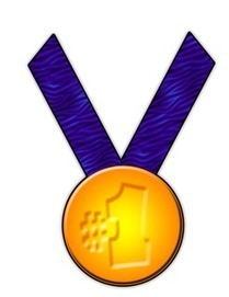Olympic Gold Medal Clipart - ClipArt Best