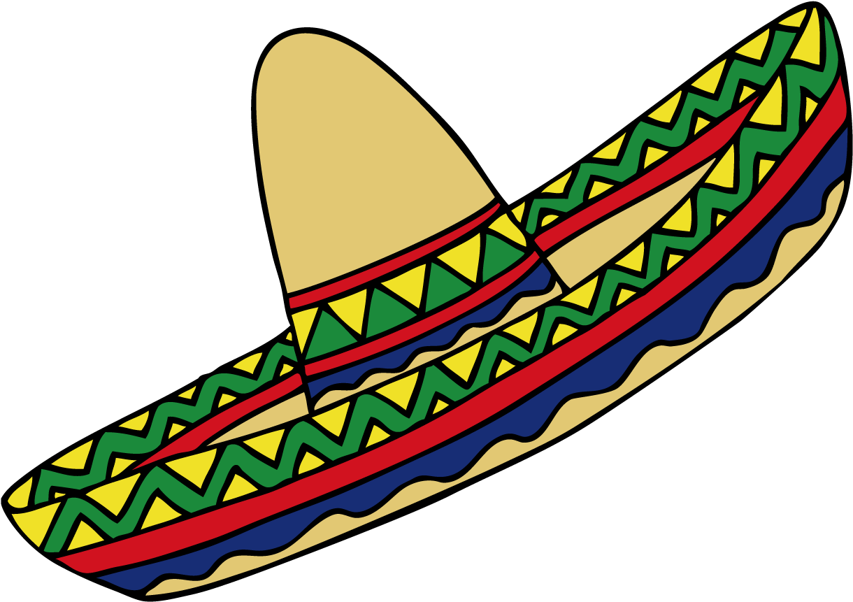 mexican backgrounds clip art - HD1220×861
