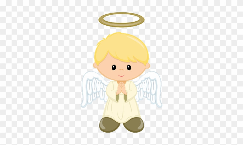 angel clipart boy - 820×503