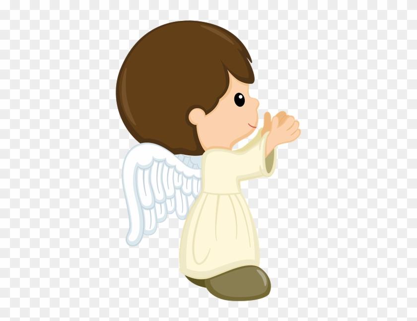 angel clipart boy - 840×647
