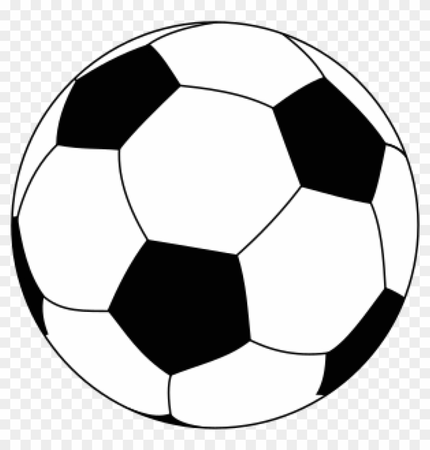 Football Black And White Football Clipart Images - Soccer ...