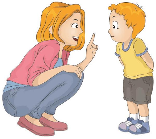 Cartoon Emotion Toddler