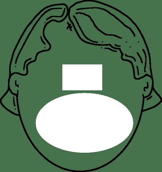 Blank Face Boy Clip Art at Clker.com - vector clip art ...
