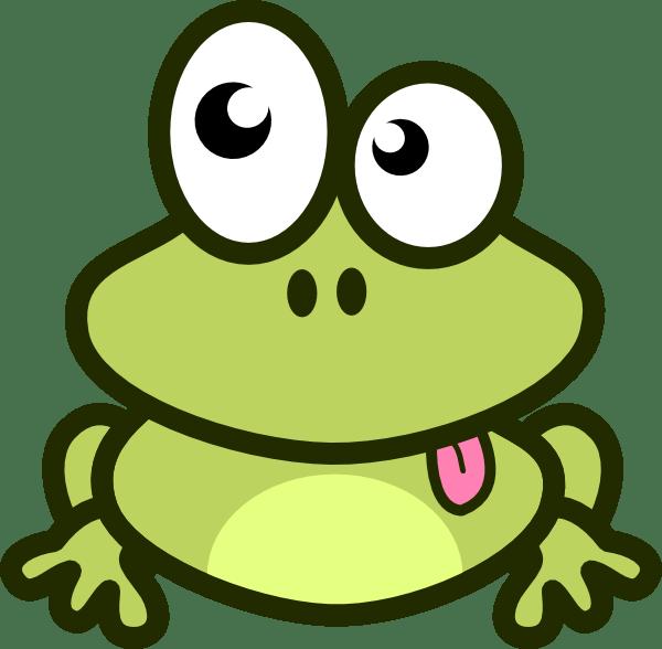 Frog Cartoon Clip Art at Clker.com - vector clip art ...
