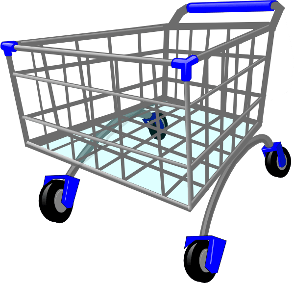 Shopping Cart Clip Art at Clker.com - vector clip art ...
