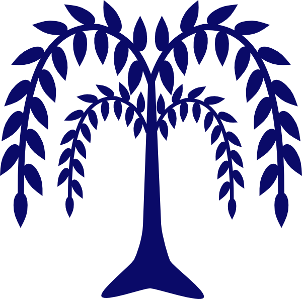 Weeping Tree Graphic Primitive