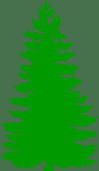 Family Tree Silhouette Clip Art